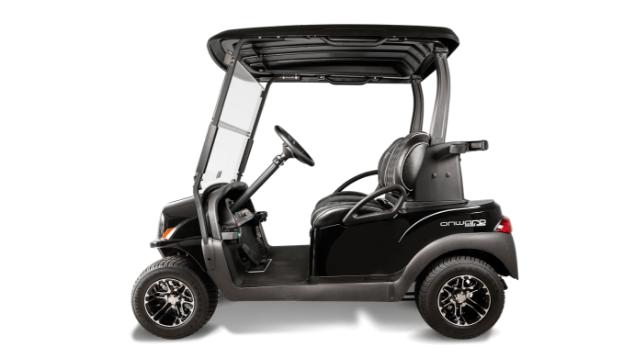 2 Passenger Golf Cart Rentals