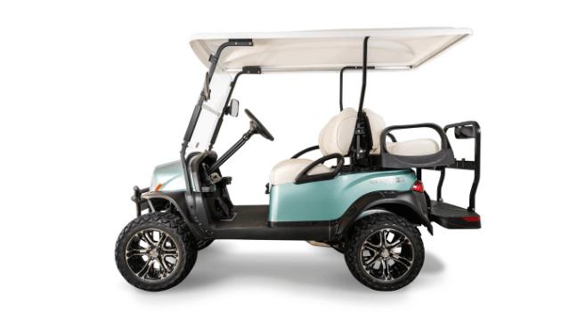 4 Passenger Golf Cart Rental