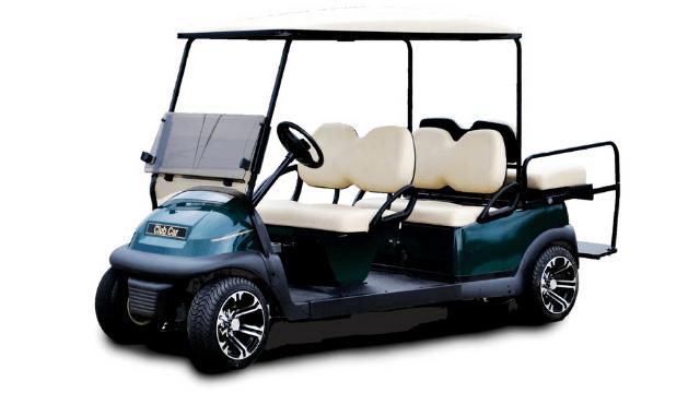 6 Passenger Golf Cart Rentals