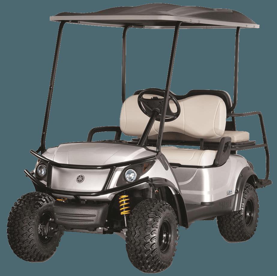 ADVENTURER SPORT 2 + 2 Yamaha Golf Cart