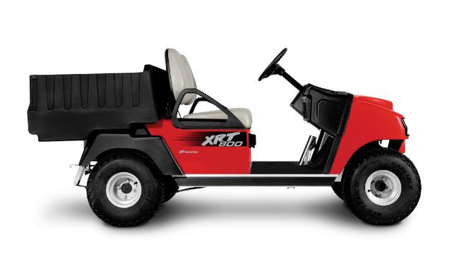 Commercial Golf Cart Rentals