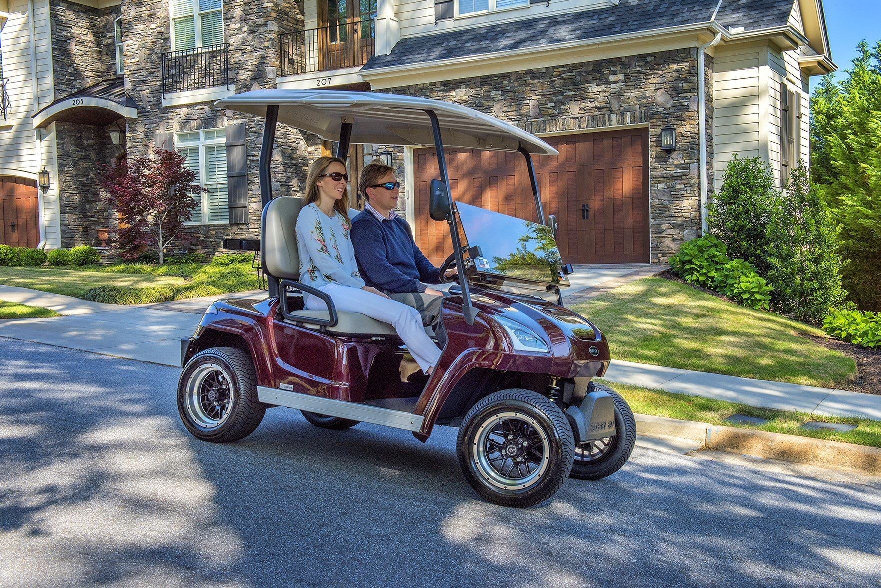 Star EV Golf Cart