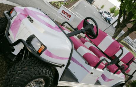 Ladies Golf Cart, Tappahannock Virginia