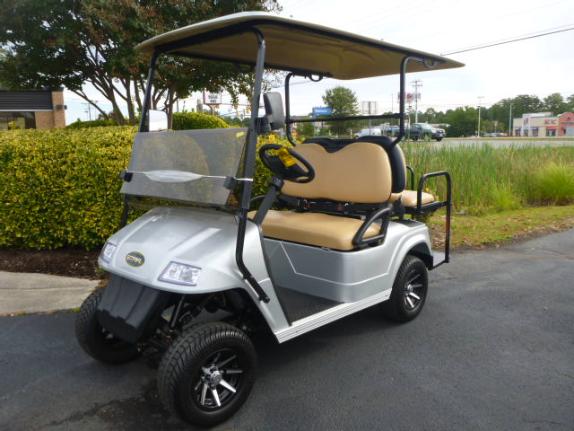 NEW!  2020 STAR Classic 2+2  48V Electric      ***Colonial Beach Ready***