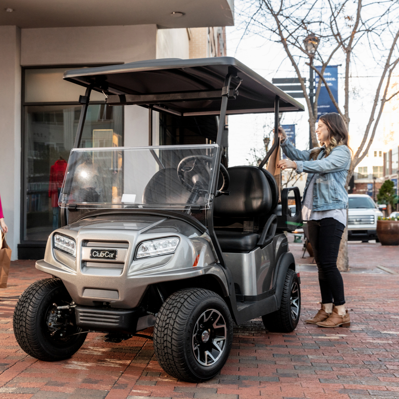 club car golf cart from river city golf carts