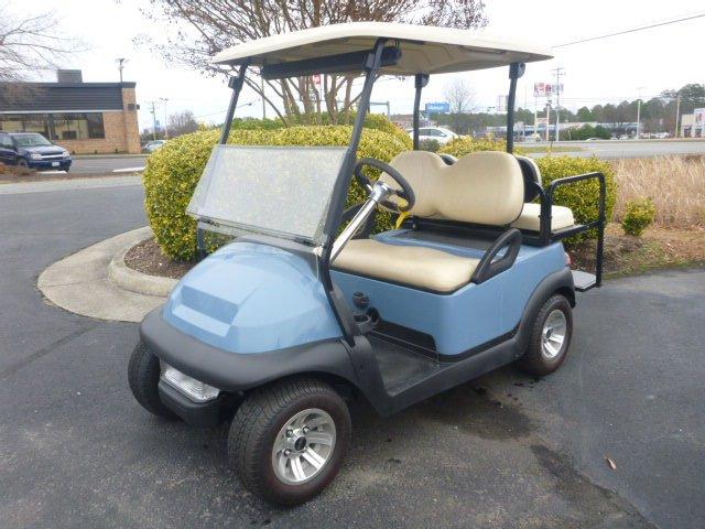 2011 Club Car Precedent Electric