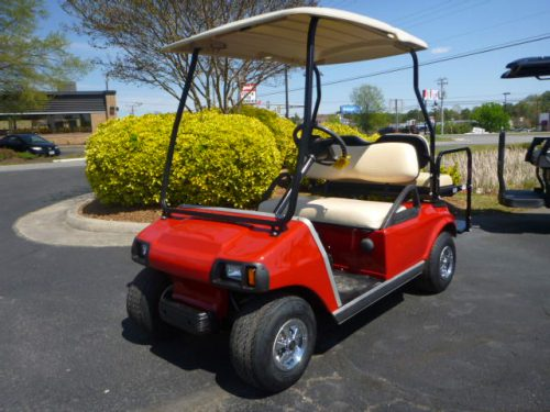 2008 Club Car DS RCGC-2091