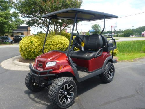 2020 Club Car Onward Candy Apple RCGC-