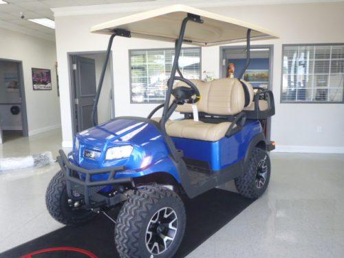 2020 Club Car Onward Blue RCGC2196