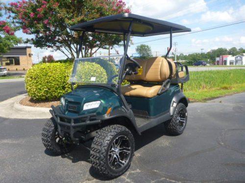 2021 Club Car Onward, Jade, RCGC 2220