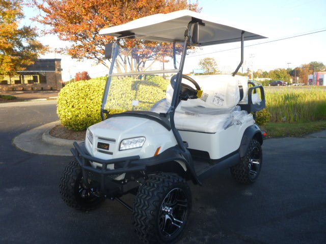 RCGC-2312 2021 Club Car Onward Lifted, White
