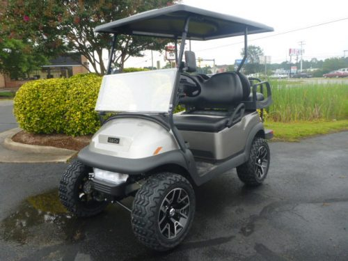 2021 club car onward lift silver platinum rcgc 2261