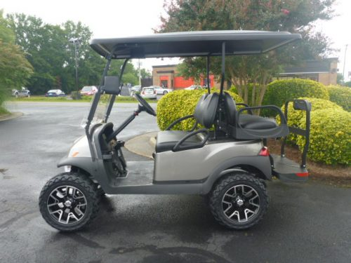 2021 club car onward lift silve platinum rcgc 2261