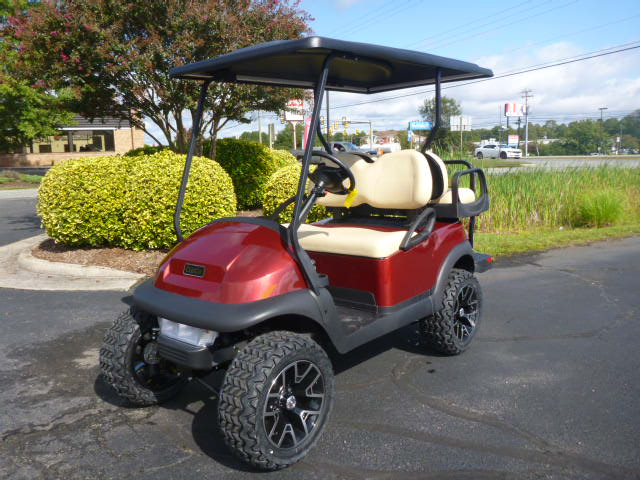 NEW! 2020 Club Car Villager 4 Gas Lifted