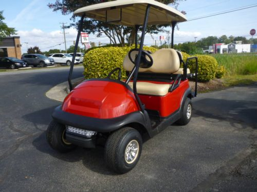 RCGC-2292 2015 Club Car Precedeny