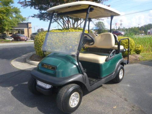 RCGC-2227 2015 Club Car Precedent GAS