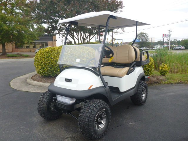 NEW! 2021 Club Car Villager Electric Lifted