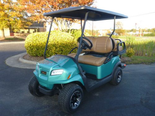 RCGC-2314 2021 club car onward ocean teal