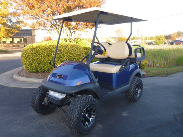 NEW! 2021 Club Car Villager 4 Gas Lifted