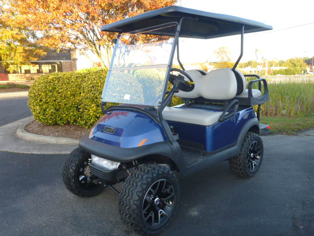 RCGC 2316 2021 Club Car V4L Blue Saphire