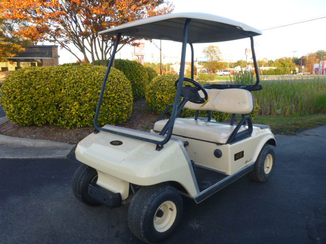 RCGC-23192011 club car ds gas beige