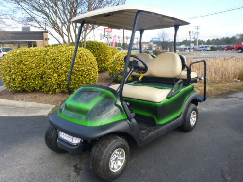 RCGC21-052 2014 club car precedent gas