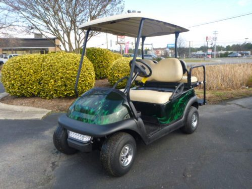 RCGC21-057 2014 CLUB CAR PRECEDENY GAS