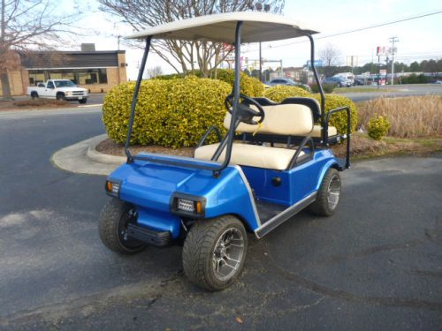 2011 club car ds gas