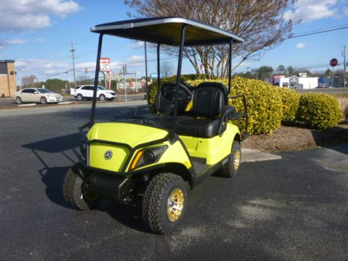 RCGC21-021 2021 Yamaha drive 2 Adventure Lemon Jewell