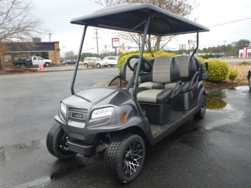 RCGC21-081 2021 club car onward electric silver