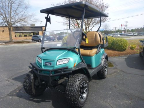 RCGC21-001C 2021 Club Car Ocean Teal