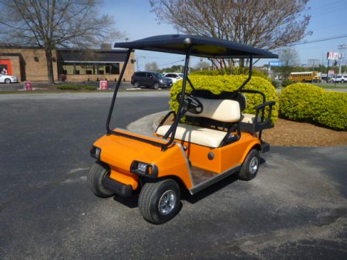 RCGS21-104 2011 CLUB CAR DS GAS ORANGE