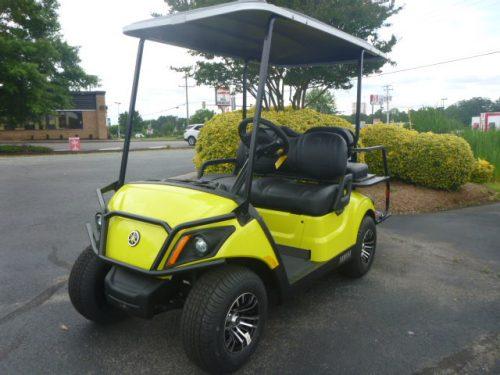 RCGC21-143 Yamaha drive 2 lime yellow