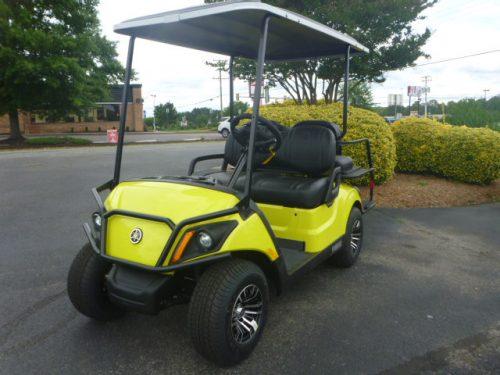 RCGC21-144 2021 Yamaha Drive 2 lime yellow