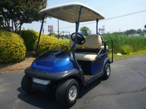 RCGC21-154 2016 club car precednt electric