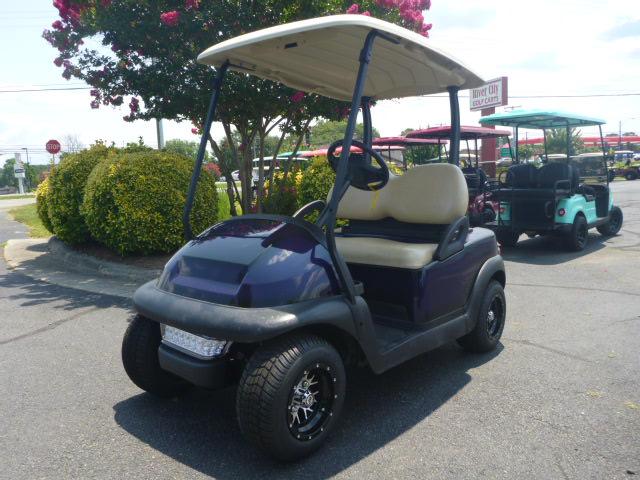 RCGC21-178 2016 Club Car Precedent electric Purple Candy